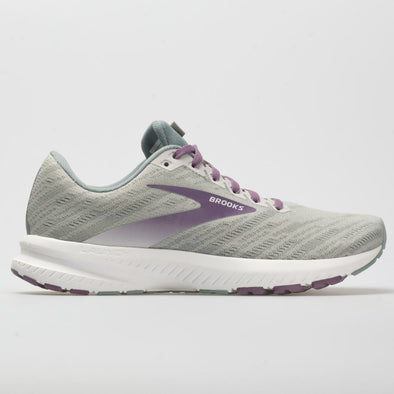 Brooks Launch 7 Women's Antarctica/Lead/Grape