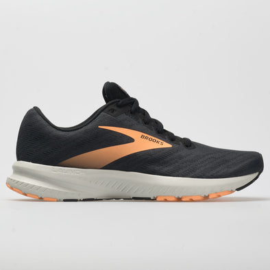 Brooks Launch 7 Women's Ebony/Black/Cantaloupe