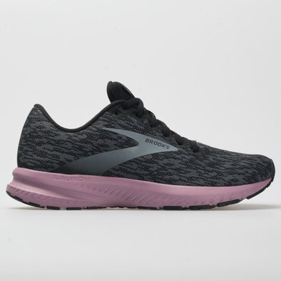Brooks Launch 7 Knit Women's Black/Ebony/Valerian