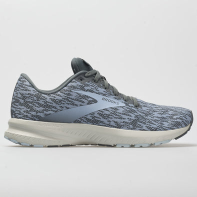 Brooks Launch 7 Knit Women's Turbulence/Gray/Blue