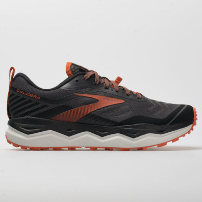 Brooks Caldera 4 Men's Black/Gray/Burnt Ochre
