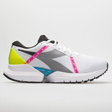 Diadora Mythos Blushield Elite TRX Men's White/Black/Yellow Fluo