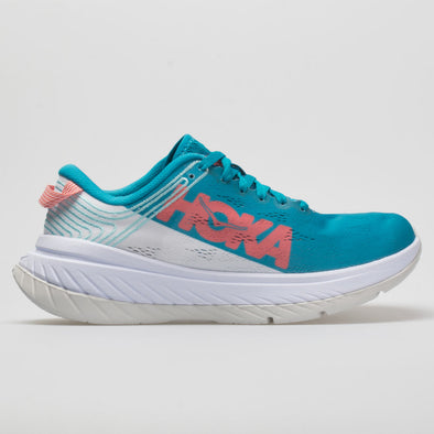 Hoka One One Carbon X Women's Caribbean Sea/White