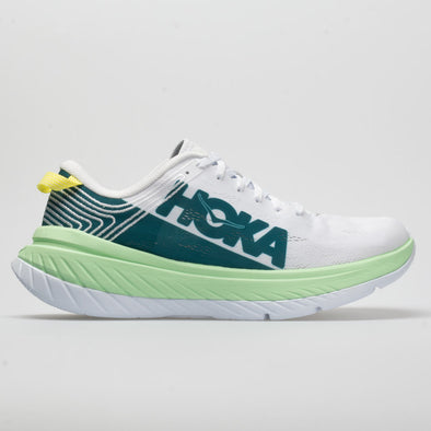Hoka One One Carbon X Men's Green Ash/White
