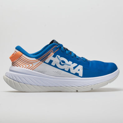 Hoka One One Carbon X Men's Imperial Blue/White