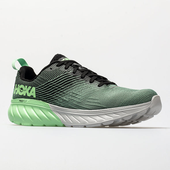 Hoka One One Mach 3 Men's Green Ash/Black