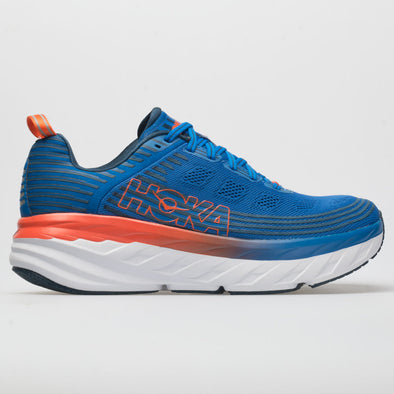 Hoka One One Bondi 6 Men's Imperial Blue/Majolica Blue