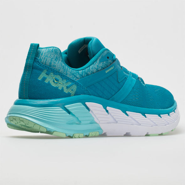 Hoka One One Gaviota 2 Women's Caribbean Sea/Green Ash