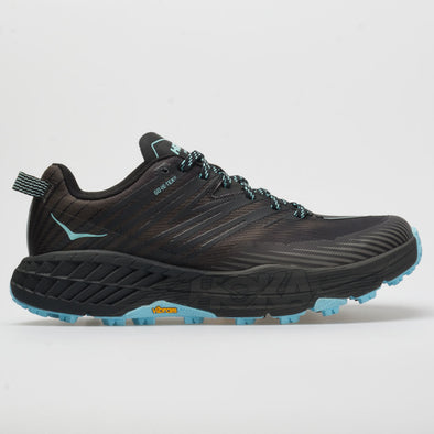 Hoka One One Speedgoat 4 GTX Women's Anthracite/Dark Gull Grey