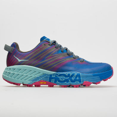 Hoka One One Speedgoat 4 Women's Imperial Blue/Pink Peacock