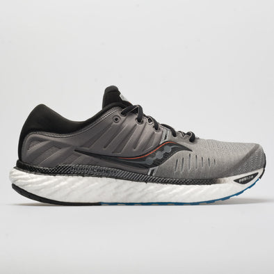 Saucony Hurricane 22 Men's Gray/Black
