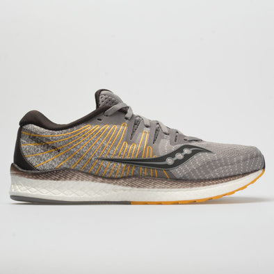Saucony Liberty ISO 2 Men's Gray/Yellow