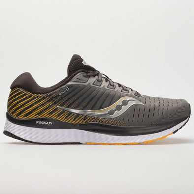 Saucony Guide 13 Men's Gray/Yellow
