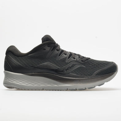 Saucony Ride ISO 2 Men's Blackout