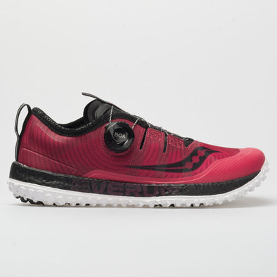 Saucony Switchback ISO Women's Barberry/Black