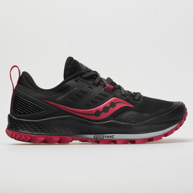 Saucony Peregrine 10 Women's Black/Barberry