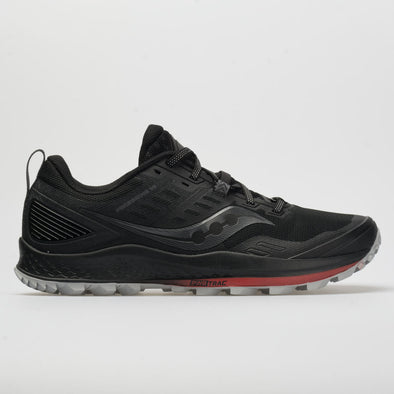 Saucony Peregrine 10 Men's Black/Red