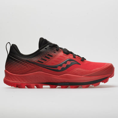 Saucony Peregrine 10 ST Men's Red/Black