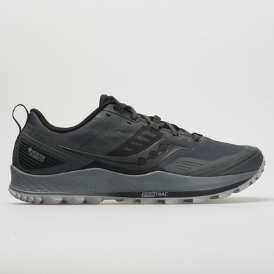 Saucony Peregrine 10 GTX Men's Gray/Black