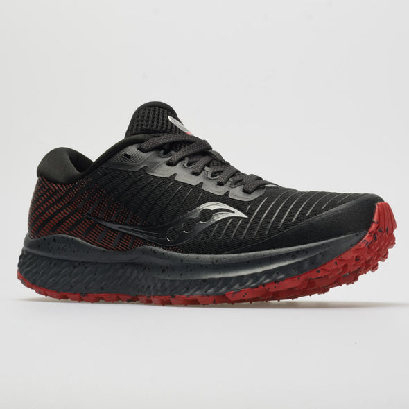 Saucony Guide 13 TR Men's Black/Red