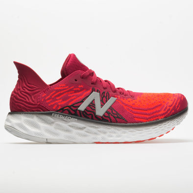 New Balance Fresh Foam 1080v10 Men's Neo Crimson/Neo Flame