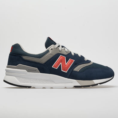 New Balance 997H Men's Natural Indigo/Neo Flame