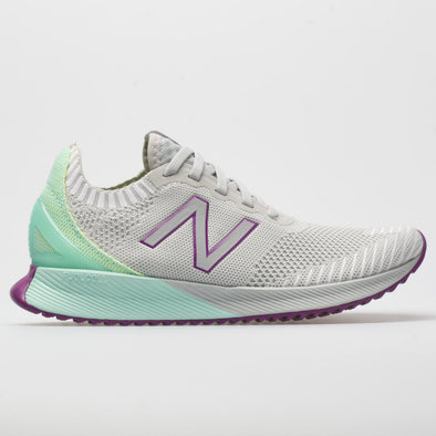 New Balance FuelCell Echo Women's Light Aluminum/Bali Blue/Lemon Slush