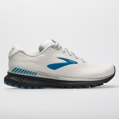Brooks Adrenaline GTS 20 Men's White/Grey/Deep Water