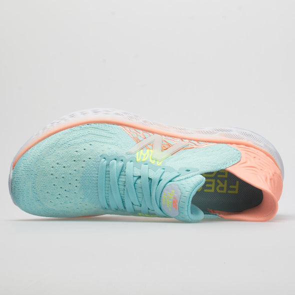 New Balance Fresh Foam 1080v10 Women's Bali Blue/Ginger Pink