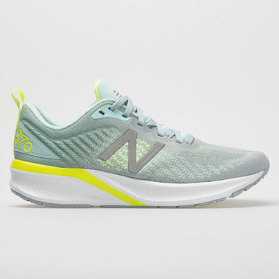 New Balance 870v5 Women's Light Slate/Bali Blue