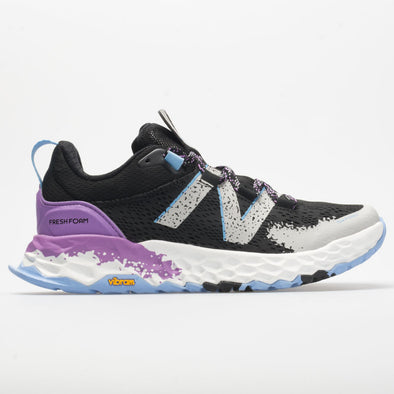 New Balance Fresh Foam Hierro v5 Women's Black/Neo Violet