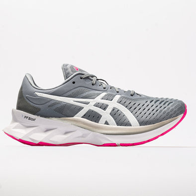 ASICS Novablast Women's Sheet Rock/White