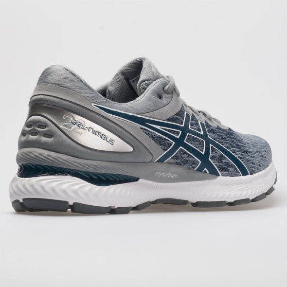 ASICS GEL-Nimbus 22 Knit Men's Piedmont Gray/Mako Blue