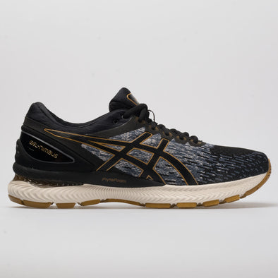 ASICS GEL-Nimbus 22 Knit Men's Black/Black