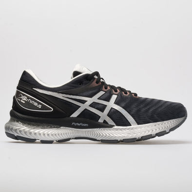 ASICS GEL-Nimbus 22 Men's Black/Pure Silver