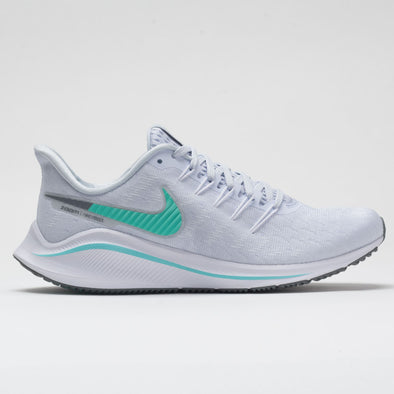 Nike Air Zoom Vomero 14 Women's Football Grey/Aurora Green