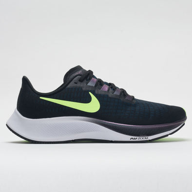 Nike Air Zoom Pegasus 37 Men's Black/Lime Blast/Valerian Blue