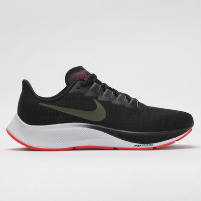 Nike Air Zoom Pegasus 37 Men's Black/Medium Olive