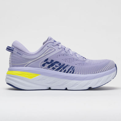 Hoka One One Bondi 7 Women's Purple Heather/Clematis Blue