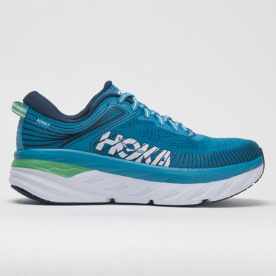 Hoka One One Bondi 7 Men's Blue Moon/Moonlit Ocean