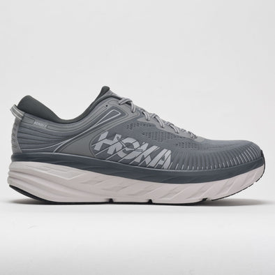 Hoka One One Bondi 7 Men's Wild Dove/Dark Shadow