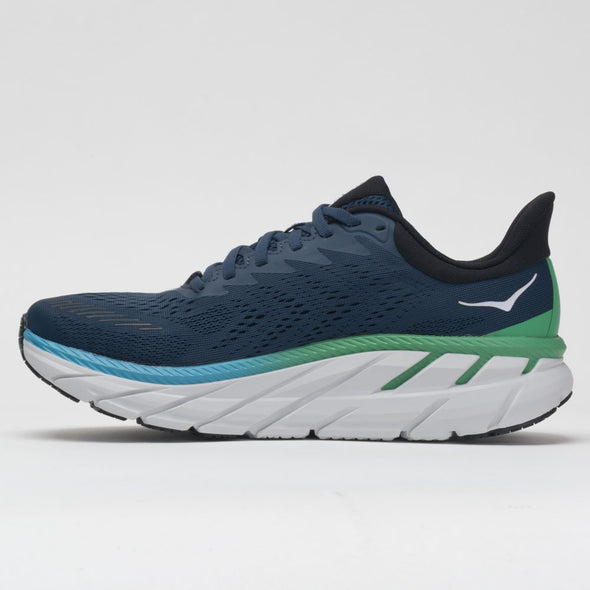 Hoka One One Clifton 7 Men's Moonlit Ocean/Anthracite