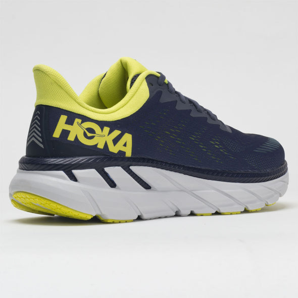 Hoka One One Clifton 7 Men's Odyssey Grey/Evening