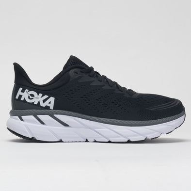 Hoka One One Clifton 7 Men's Black/White