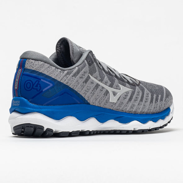 Mizuno Wave Sky Waveknit 4 Men's Frost Gray