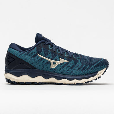 Mizuno Wave Sky Waveknit 4 Men's Mood Indigo
