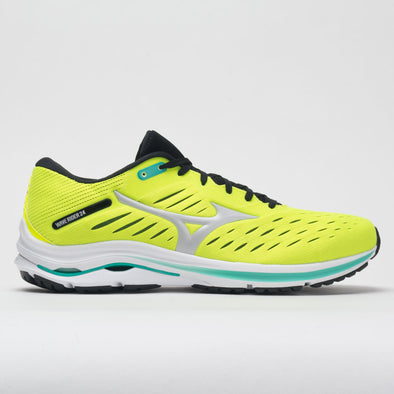 Mizuno Wave Rider 24 Men's Safety Yellow/Nimbus Cloud