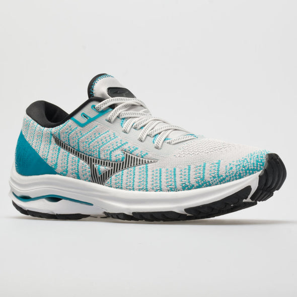 Mizuno Wave Rider 24 Waveknit Women's Nimbus Cloud/Phantom