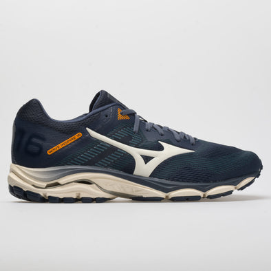 Mizuno Wave Inspire 16 Men's Mood Indigo/Winter White
