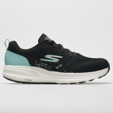 Skechers GOrun Ride 8 Hyper Women's Black/Turquoise